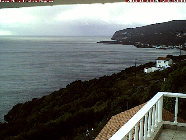Webcam Pontas Negras